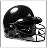 LXXL Subrayador de artículos Deportivos Serie Casco de béisbol Máscara Protectora del Uso Duro del Casco del Golpe del Softball pegajoso para Adultos