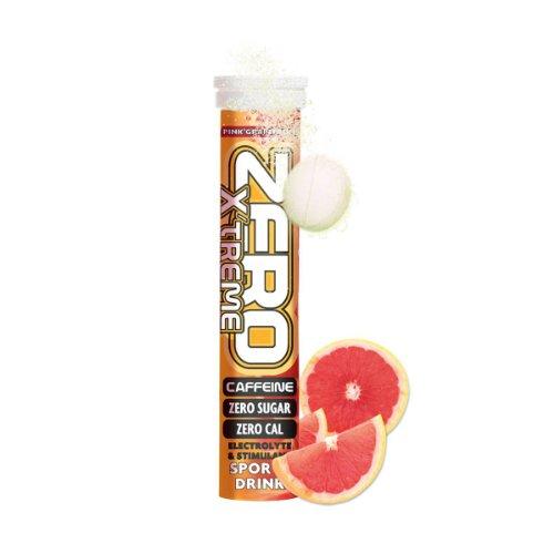 HIGH5 ZERO Xtreme Pink Grapefruit +Koffein, 20 Tabletten Iso Sport Drink