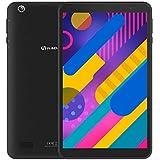 HAOQIN HaoTab H8 Pro Tablet 8 inch, Android 9.0 Pie, 2 GB RAM, 32 GB Storage, IPS HD Display, Quad-Core Processor, Dual Camera, Wi-Fi, Bluetooth, Black