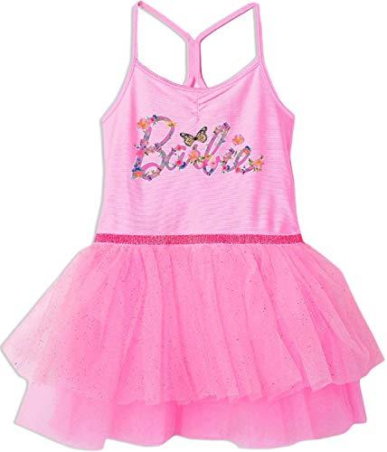 Barbie Flickor klänning med tyll