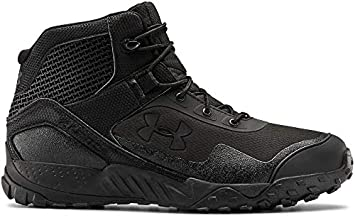 Under Armour mens Valsetz Rts 1.5 5-inch Military and Tactical Boot, Black (001 Black, 8.5 US