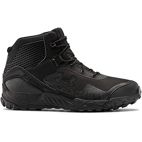Under Armour mens Valsetz Rts 1.5 5-inch Military and Tactical Boot, Black (001 Black, 10.5 US