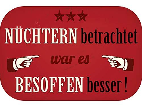 Bleekwaren fabriek Braunschweig pillendoos Mintdoos NüCHTEREN BETROUWD HET BEPEN BETER + pepermuntdragees (€100 g / 26…
