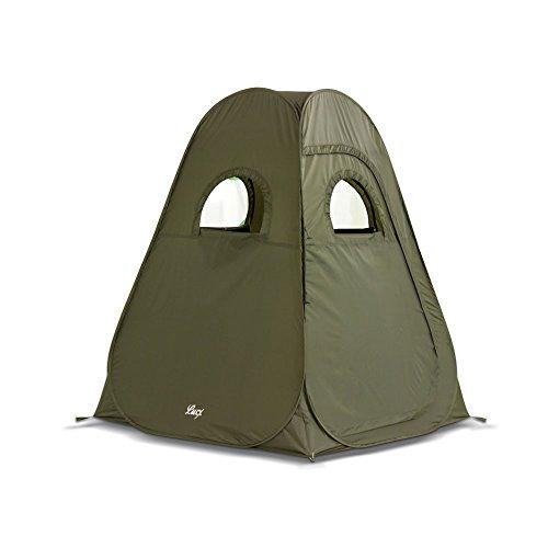 Lucx® Zelt Pop Up Zelt Angelzelt Jagd Zelt Sekundenzelt Campingzelt 200x150x150cm sofort einsatzbereit