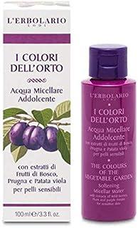 Acqua Micellare Addolcente I Colori dell'Orto Viola 100 ml