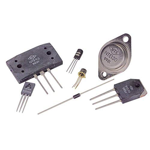 Aexit 100PCS Electric Transistors Component S9014 50V 100mA TO-92 MOSFET Transistors NPN Transistor