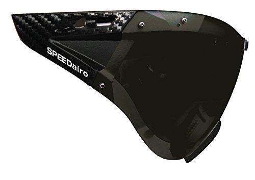 casco Visière Speed Noir 2015