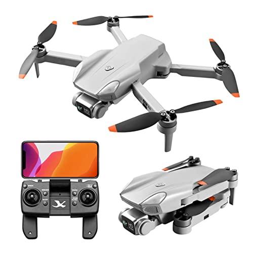 JJDSN Drone GPS con Doppia Fotocamera 4K WiFi FPV Live Video Rc Quadcopter 30 Minuti 1000 m Portata Brushless Fotografia Aerea Elicottero Droni Giocattoli Seguimi Volo di puntamento