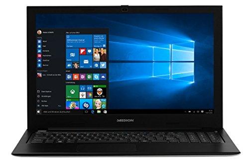 Medion S6219 39,6 cm (15,6 Zoll Full HD) Notebook (Intel Pentium N3700, 4GB RAM, 500GB HDD, Intel HD-Grafik, Win 10 Home)