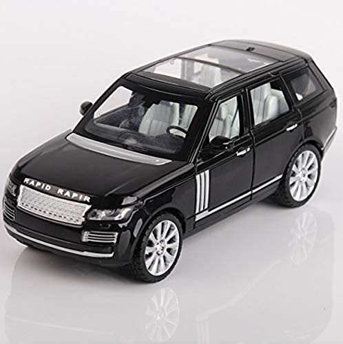 chenxing Car Model Six Doors Open Excellent Quality Collection Lighting Sound Design B