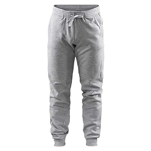 Craft Leisure Sweatpants Grey Melange S