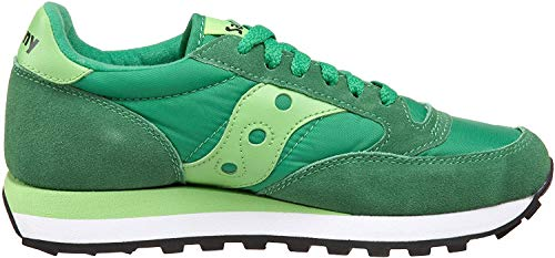 Saucony Jazz O' Sneakers 2044 Green/Yellow 12