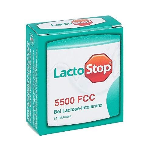 LactoStop 5.500, 50 St. Tabletten