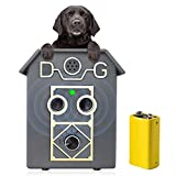 Anti Barking Device,2020 Upgrade Dog Barking Device with 4 Adjustable Level, Sonic Bark