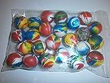 Schnooridoo Dopsball - Pelotas saltarinas (24 unidades, para cumpleaños infantiles)