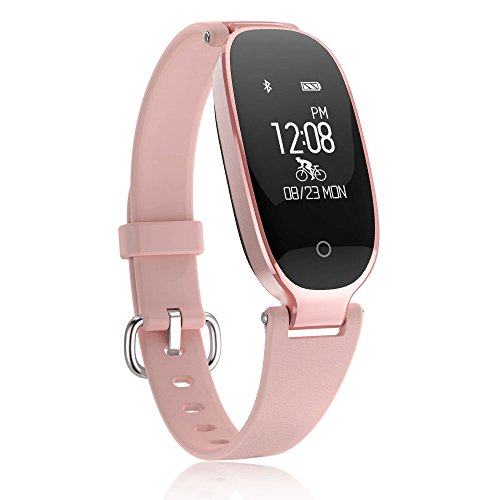 TOP-MAX Fitness Tracker,Women Sport Tracker Smart...