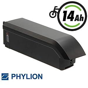 Joycube E-Bike Akku 48V 14Ah für Fischer u.a. Modell: SF-06S (5-poliger Stecker - Olympiaanordnung )