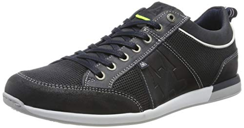 Gaastra Herren BAYLINE PRS M Sneaker, Blau (Navy 7300), 46 EU