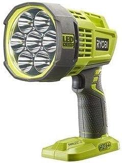 Ryobi One+ 18V LED Spotlight - Skin Only Colour Black/Hypergreen