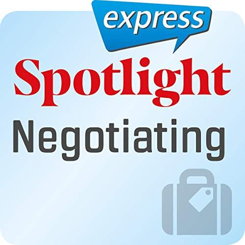 Spotlight express - Reisen: Wortschatz-Training Englisch - Verhandeln Titelbild