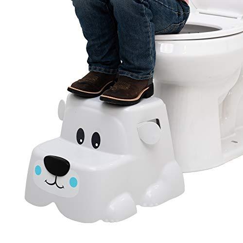 Squatty Potty Kids Step Stool – Bear Cub Potty Pet Base Only