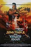 Star Trek 2 II The Wrath of Khan     Film Poster P