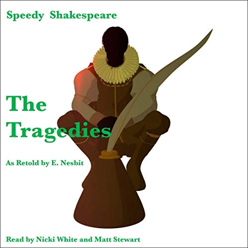 The Tragedies as Retold by E. Nesbit cover art