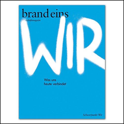 brand eins audio: Wir audiobook cover art
