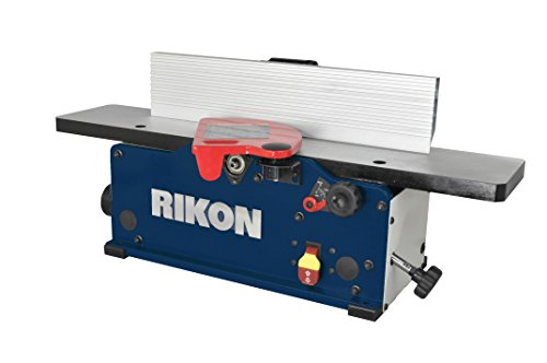 "RIKON Power Tools 20-600H 6"" Benchtop Jointer with Helical Cutter head"