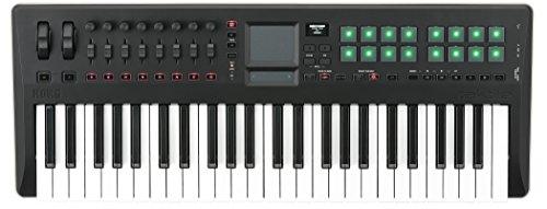 Korg TAKTILE-49 TAKTILE- Controller Keyboard (49-Key, USB)