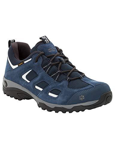 Jack Wolfskin Herren Vojo Hike 2 Texapore Low M Wasserdicht Trekking-& Wanderhalbschuhe, Blau (Night Blue 1010), 41 EU