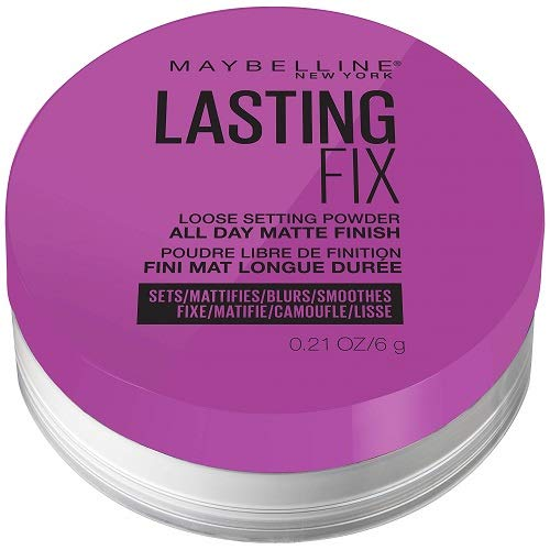 Maybelline Lasting fix loose setting Powder, 6 g