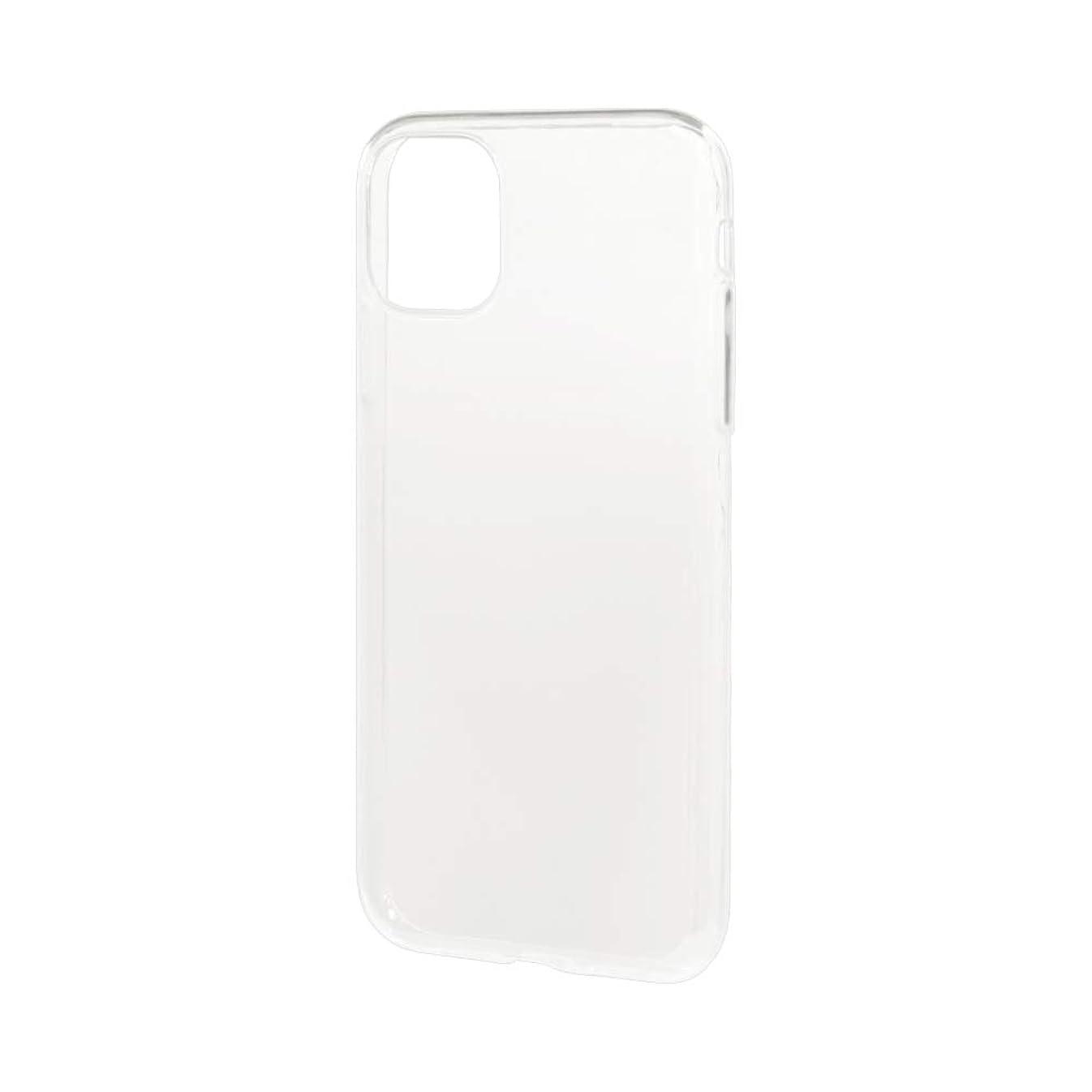 ジャングルベックス一ラスタバナナ iPhone11 Pro ケース カバー ソフト 薄型TPU 0.8mm クリア アイフォン マホケース 4988IP958TP