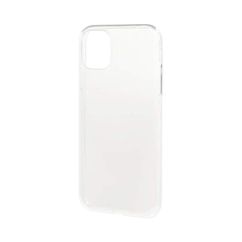 きれいに外向きベンチャーラスタバナナ iPhone11 Pro Max ケース カバー ソフト 薄型TPU 0.8mm クリア アイフォン マホケース 5167IP965TP