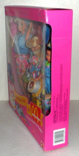 Barbie Birthday Fun at McDonald's - A party for Stacie & Todd (1993)