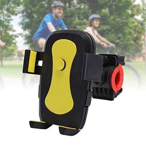 Yivibe Soporte para teléfono móvil, Soporte para Coche con rotación de 360 Grados para teléfono móvil para Smartphone