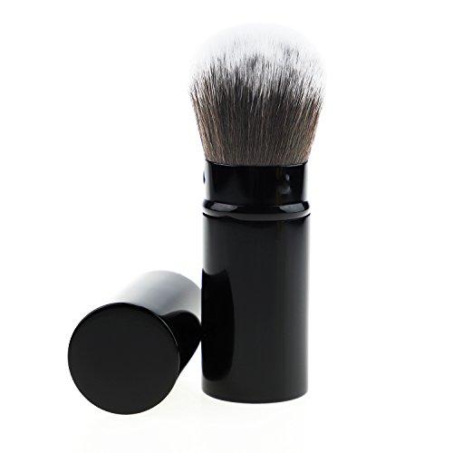 Cepillo de maquillaje Cepillos de rubor retráctil de...