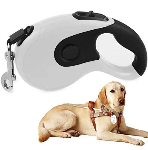 Hondenriem Hondenlijn Intrekbare, uitschuifbare hondenriem Automatische hondenlijn Honden Nylon Materiaal Groot Middel Kleine honden Voor training, wandelen, joggen