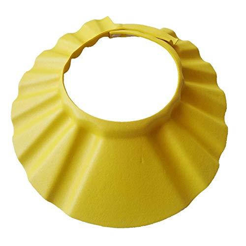 Badmuts voor baby's, hoed, haar, schild, elastische sluiting, verstelbaar, voor shampoo