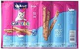 Vitakraft Cat-Stick Mini - Friandise Premium pour Chat Saveur Saumon - 1 Sachet...