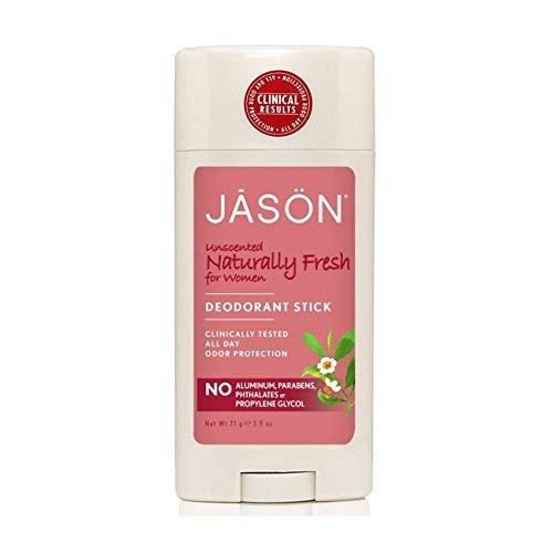 JASON Unscented Deodorant For Women, 2.5 Ounce by Jason