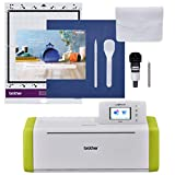 Brother ScanNCut SDX85 Electronic DIY Cutting Machine with Scanner, Make Vinyl Wall Art, A...