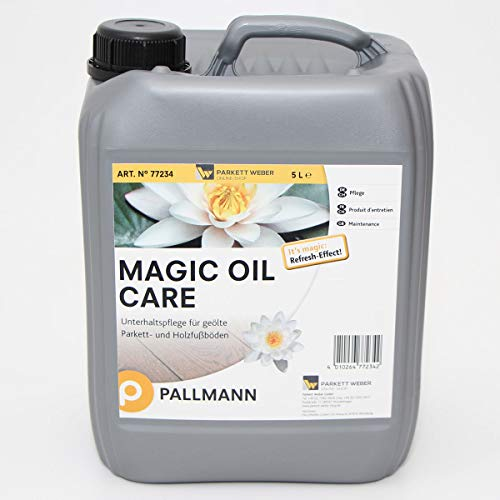 Pallmann Magic Oil Care 5 Liter Parkettpflege