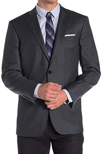 Brooks Brothers Mens 37936 Regent Fit All Cotton The Original Polo Button Down Shirt Melange Blue (XXL)