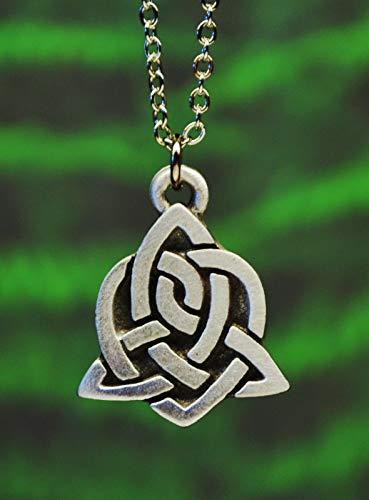 Celtic Sister Knot Necklace | Celtic Jewelry | Irish Jewelry | Scottish Jewelry