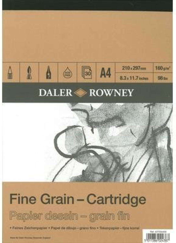 DR Fine Grain Cartridge Pad Pad Pad A4 160g by Daler Rowney B00Y3PP1KM | eine breite Palette von Produkten  5a69d4