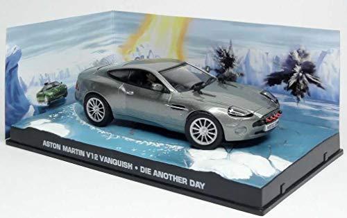 James Bond 1/43 Aston Martin Vanquish - (DIE Another Day)
