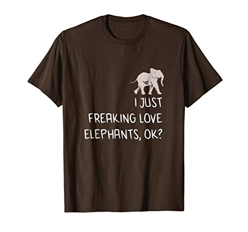 Love Baby Elephant Shirt - T Shirt For Men and Woman.
