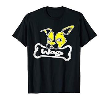 Gay Pup Play Yellow Mask Shirt | BDSM Puppy Hood Gear Tshirt