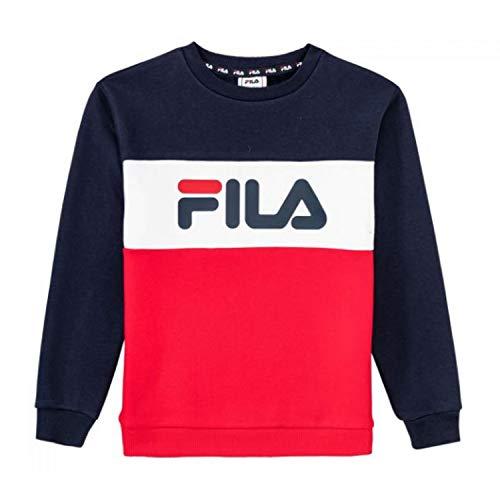 Fila Felpa 688093 Ragazzo Blu 16A/166cm